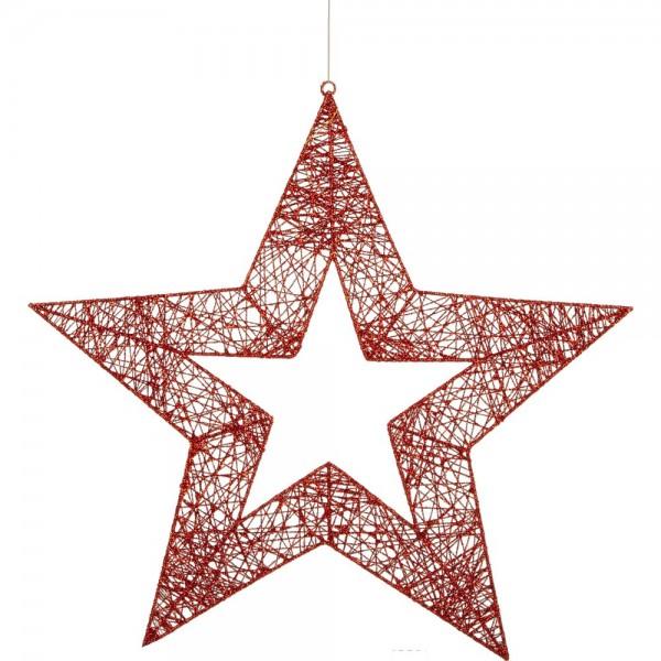 Stjärna Kontur Shiny Wire