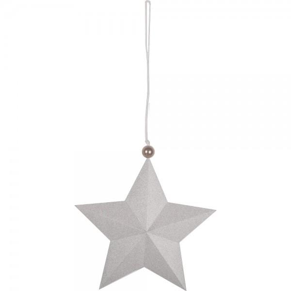 Glitterstjärna Alpha 5-uddig