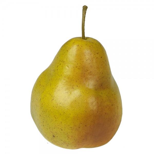 Päron naturlig grön 9cm