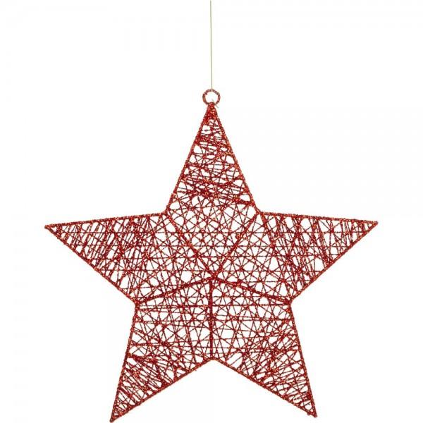 Stjärna Shiny Wire