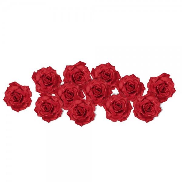 Rosenblommor 12 Stycken