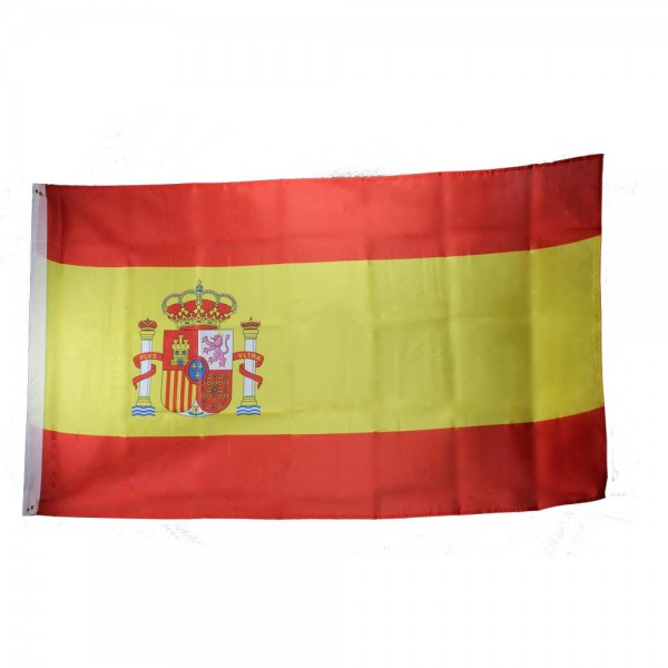 Flagga av tyg